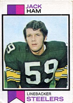 1973 Topps #115 Jack Ham RC