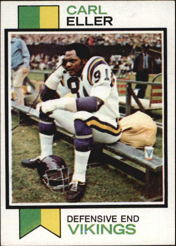1973 Topps #211 Carl Eller