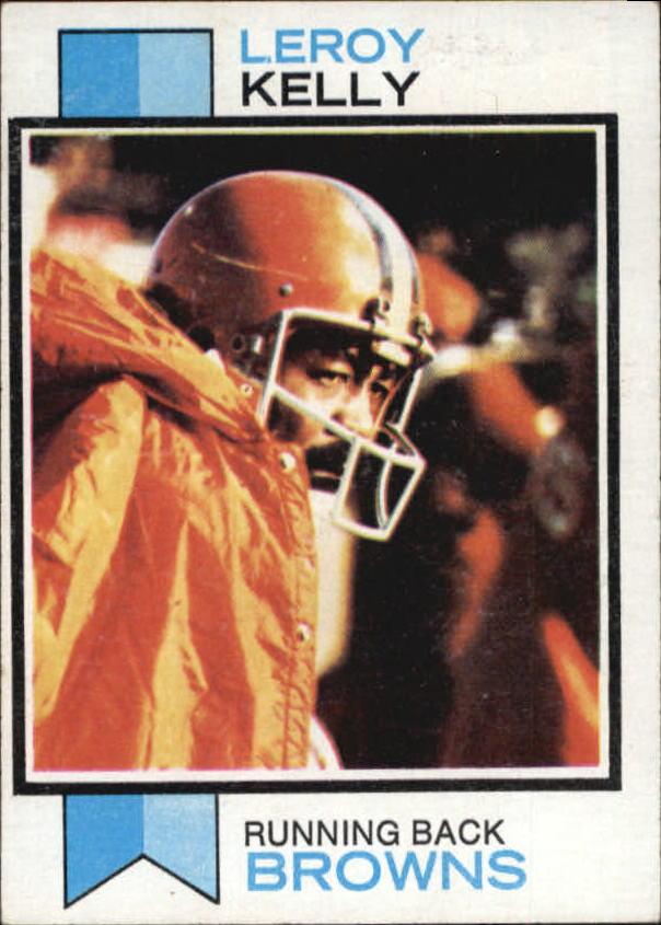 1973 Topps #381 Leroy Kelly