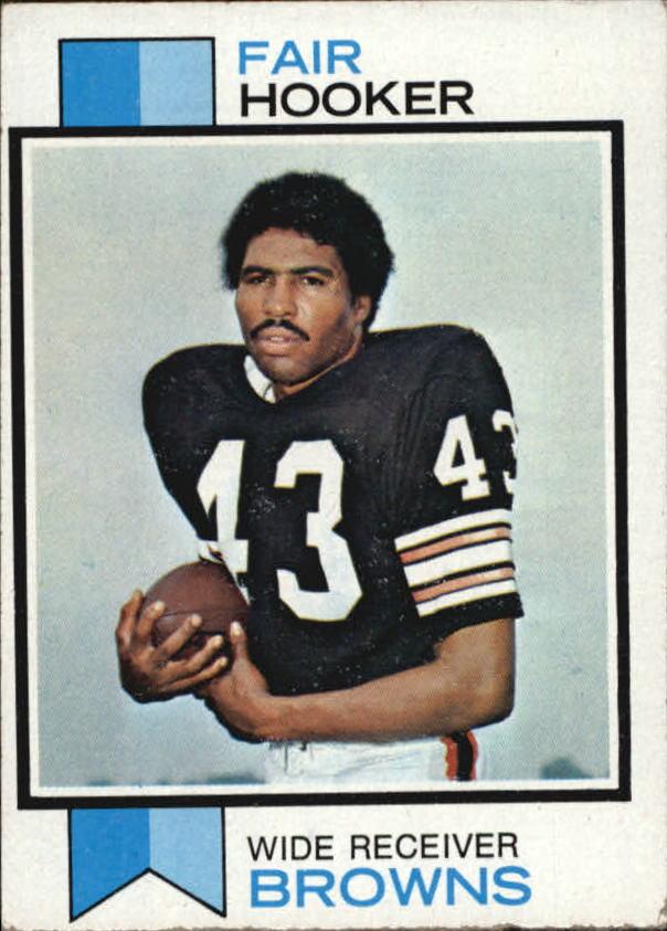 1973 Topps #429 Fair Hooker