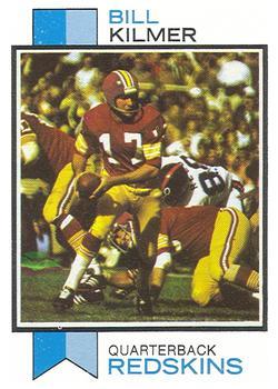 1973 Topps #499 Billy Kilmer