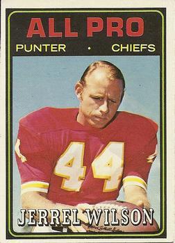 1974 Topps #144 Jerrel Wilson AP