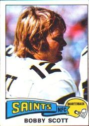 1975 Topps #79 Bobby Scott RC