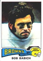 1975 Topps #82 Bob Babich