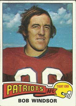 1975 Topps #101 Bob Windsor