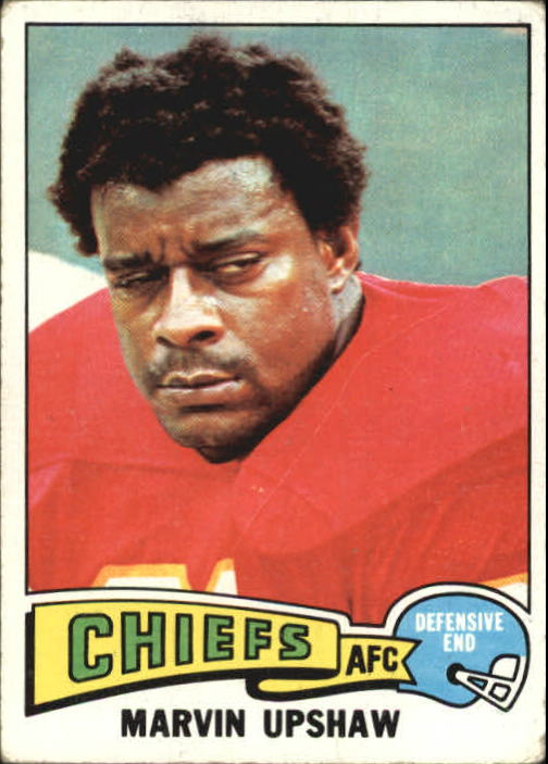 1975 Topps #147 Marvin Upshaw