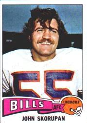 1975 Topps #246 John Skorupan