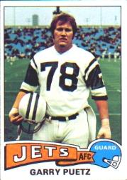 1975 Topps #259 Garry Puetz RC