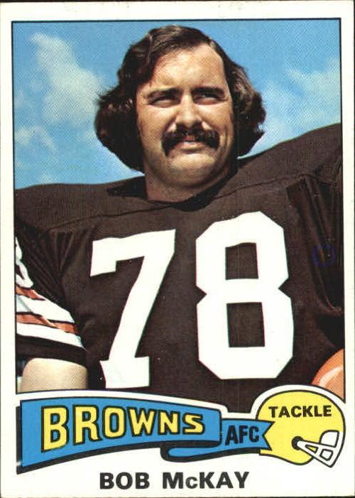1975 Topps #314 Bob McKay
