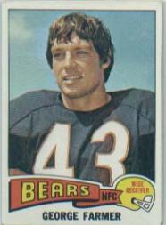 1975 Topps #346 George Farmer
