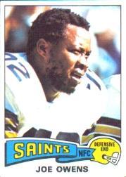 1975 Topps #468 Joe Owens