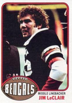 1976 Topps #52 Jim LeClair RC
