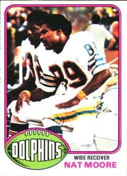 1976 Topps #54 Nat Moore RC