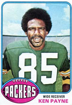 1976 Topps #81 Ken Payne RC