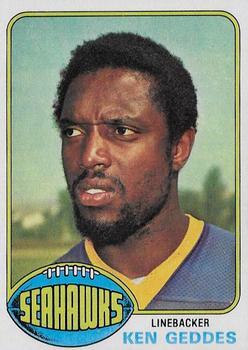 1976 Topps #96 Ken Geddes RC