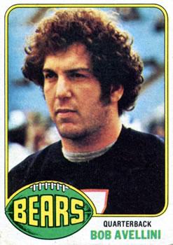 1976 Topps #98 Bob Avellini RC