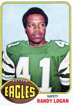 1976 Topps #101 Randy Logan RC