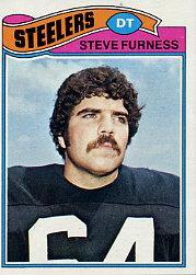 1977 Topps #9 Steve Furness