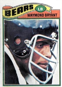 1977 Topps #61 Waymond Bryant RC