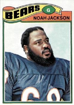 1977 Topps #86 Noah Jackson RC