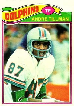 1977 Topps #93 Andre Tillman RC