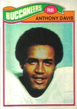 1977 Topps #96 Anthony Davis RC