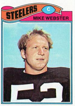 1977 Topps #99 Mike Webster RC