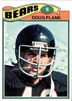 1977 Topps #101 Doug Plank RC
