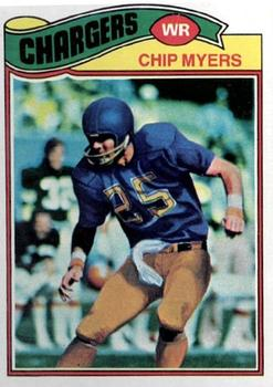 1977 Topps #109 Chip Myers