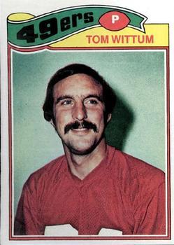 1977 Topps #127 Tom Wittum