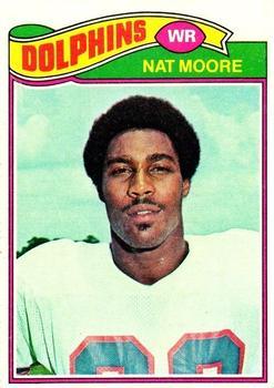 1977 Topps #278 Nat Moore