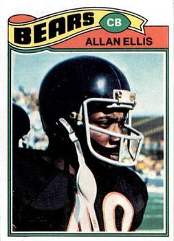 1977 Topps #321 Allan Ellis RC