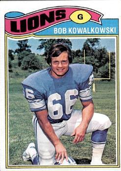1977 Topps #344 Bob Kowalkowski