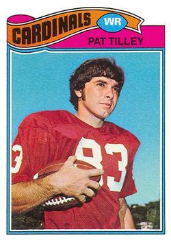 1977 Topps #412 Pat Tilley RC