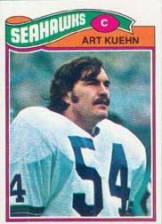 1977 Topps #437 Art Kuehn RC