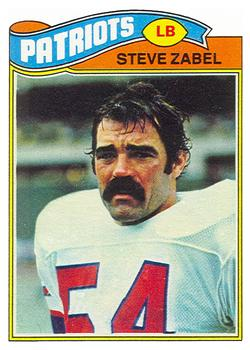 1977 Topps #443 Steve Zabel