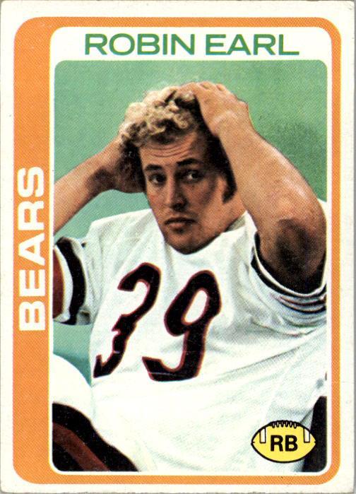 1978 Topps #32 Robin Earl RC