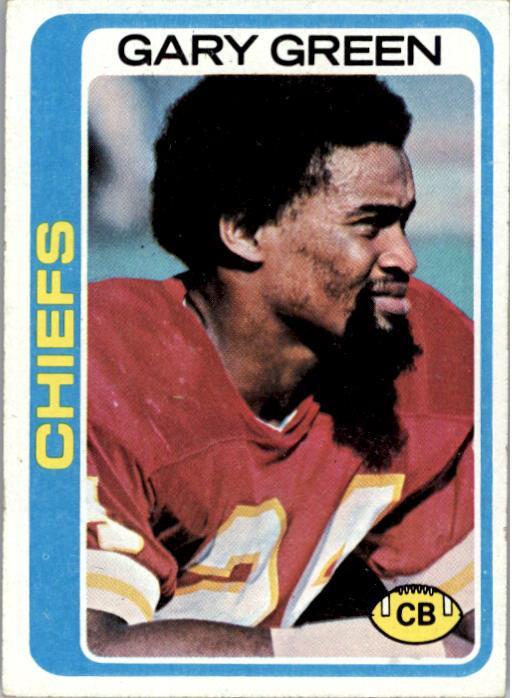 1978 Topps #42 Gary Green RC