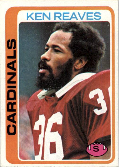 1978 Topps #64 Ken Reaves