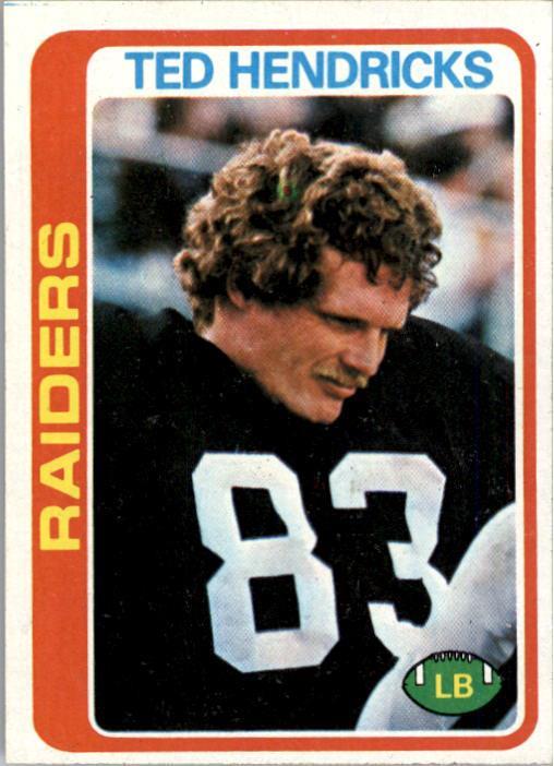 1978 Topps #68 Ted Hendricks