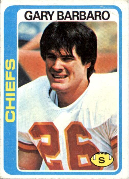 1978 Topps #97 Gary Barbaro RC