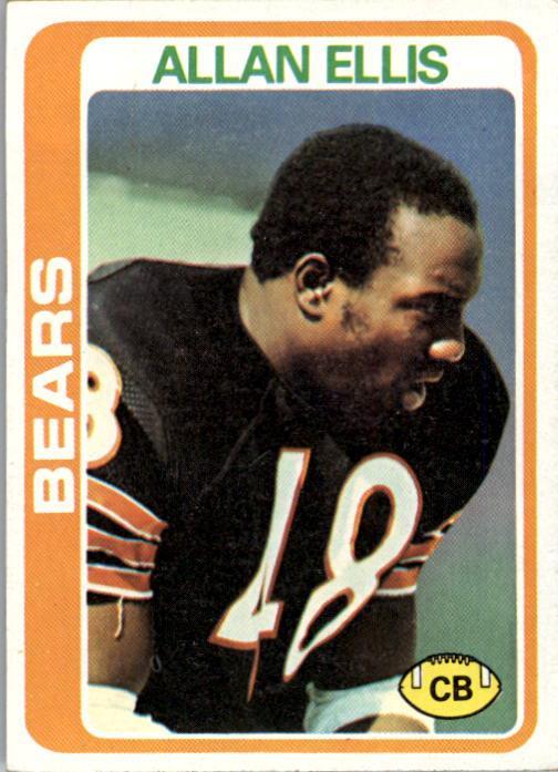 1978 Topps #132 Allan Ellis