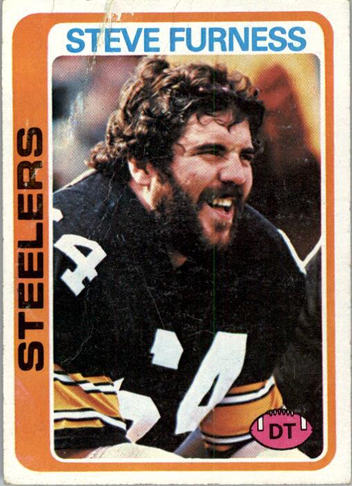 1978 Topps #214 Steve Furness