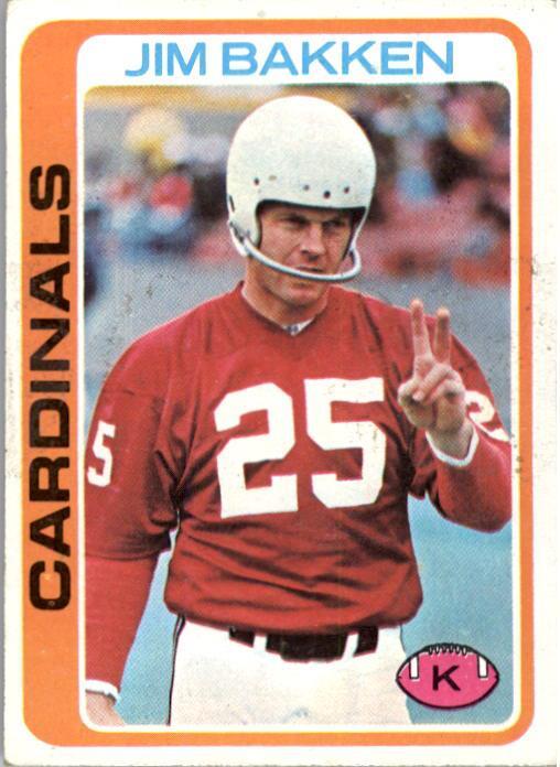 1978 Topps #347 Jim Bakken
