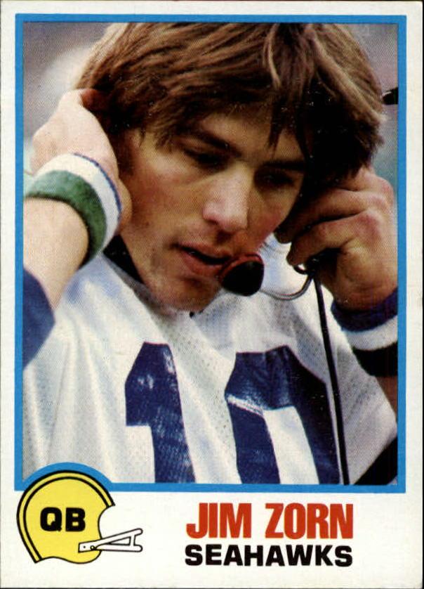 1978 Topps Holsum #30 Jim Zorn