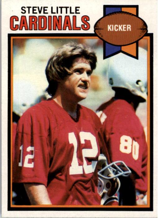 1979 Topps #27 Steve Little RC