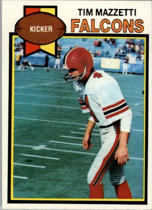 1979 Topps #36 Tim Mazzetti RC