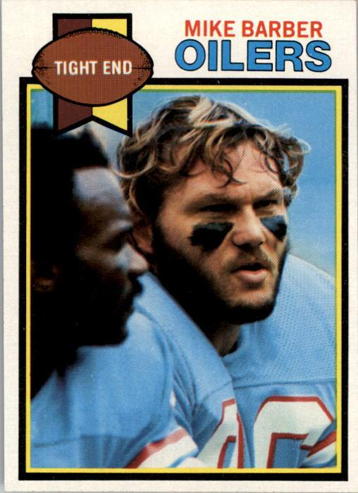 1979 Topps #37 Mike Barber RC