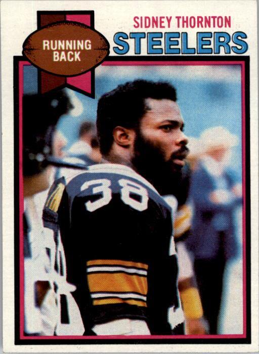 1979 Topps #44 Sidney Thornton RC