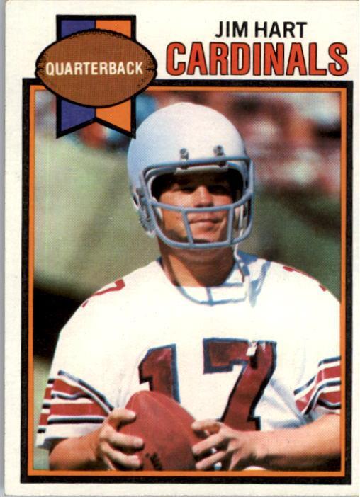 1979 Topps #64 Jim Hart